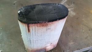 сажевый фильтр форд куга